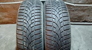 Резина б у 185*65*15 Dunlop, (M + S) зима, 2 шт., б у из Европы. за 25 000 тг. в Караганда