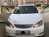 Toyota Camry 2002 года за 4 150 000 тг. в Тараз – фото 5