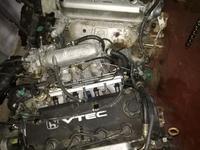 Двигатель хонда срв одиссей за 100 тг. в Алматы