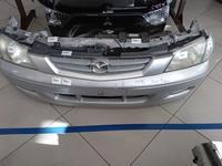 Ноускат (бампер в сборе) Mazda demio dw3w за 90 000 тг. в Темиртау