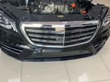 Оригинальные фары Mercedes-Benz W222 рестайлинг (тэстовые) за 1 300 000 тг. в Алматы