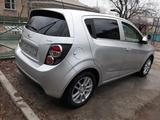 Chevrolet Aveo 2013 года за 3 350 000 тг. в Шымкент – фото 3