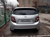 Chevrolet Aveo 2013 года за 3 350 000 тг. в Шымкент – фото 4
