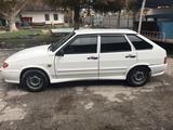 ВАЗ (Lada) 2114 (хэтчбек) 2013 года за 1 550 000 тг. в Турара Рыскулова – фото 4