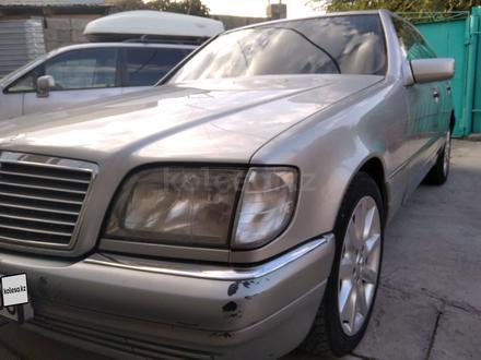 Mercedes-Benz S 320 1995 года за 3 350 000 тг. в Тараз – фото 2