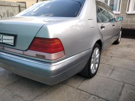 Mercedes-Benz S 320 1995 года за 3 350 000 тг. в Тараз – фото 4