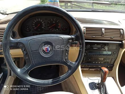 BMW 740 1997 года за 2 100 000 тг. в Отеген-Батыр – фото 12