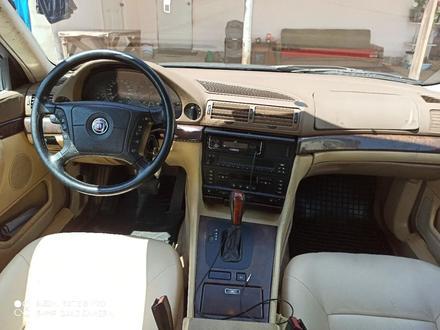 BMW 740 1997 года за 2 100 000 тг. в Отеген-Батыр – фото 15