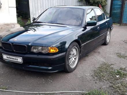 BMW 740 1997 года за 2 100 000 тг. в Отеген-Батыр – фото 22