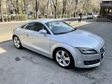 Audi TT 2008 года за 5 800 000 тг. в Алматы – фото 3