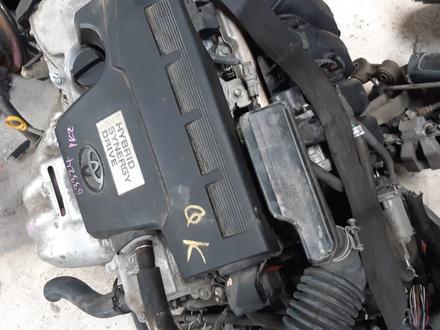 Двигатель Camry 50 2AR-FXE Hybrid Контрактный из Японии за 500 000 тг. в Кызылорда – фото 2