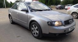 Audi A4 2002 года за 1 700 000 тг. в Костанай