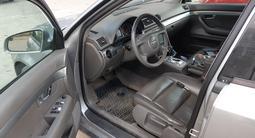 Audi A4 2002 года за 1 700 000 тг. в Костанай – фото 3