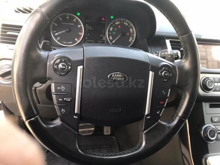 Land Rover Range Rover Sport 2012 года за 13 000 000 тг. в Актобе – фото 5