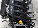 Двигатель Lada Largus к4м, 1.6 л, 16-клапанный за 300 000 тг. в Костанай – фото 2