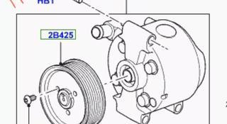 Насос активного стабилизатора Range Rover Sport за 1 234 тг. в Алматы