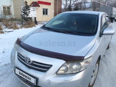 Toyota Corolla 2008 года за 4 200 000 тг. в Усть-Каменогорск