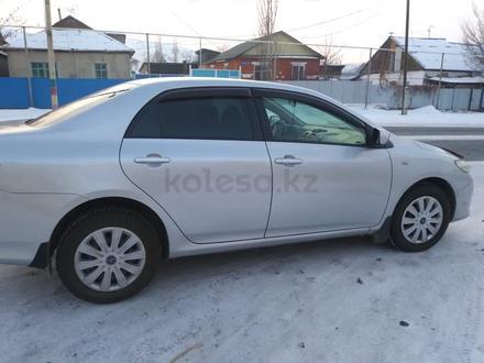 Toyota Corolla 2008 года за 4 200 000 тг. в Усть-Каменогорск – фото 5