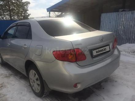 Toyota Corolla 2008 года за 4 200 000 тг. в Усть-Каменогорск – фото 7