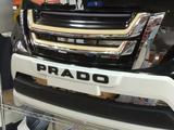 Решетка радиатора Modellista с подсветкой на Toyota Land Cruiser Prado… за 40 000 тг. в Алматы – фото 3