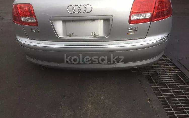 Крышка багажника на Audi a8 d3, оригинал из Японии за 30 000 тг. в Алматы