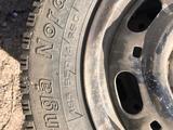 Комплект дисков на пассат за 15 000 тг. в Караганда – фото 3