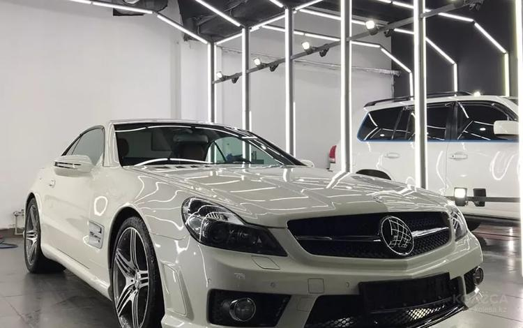 Mercedes-Benz SL 65 AMG 2005 года за 14 000 000 тг. в Алматы