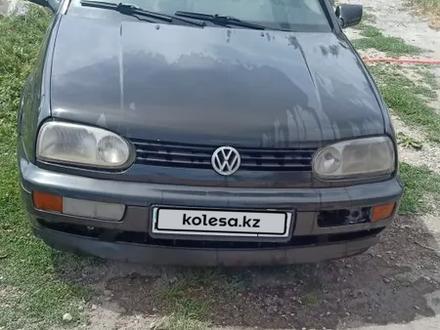 Volkswagen Golf 1994 года за 1 100 000 тг. в Алматы – фото 3