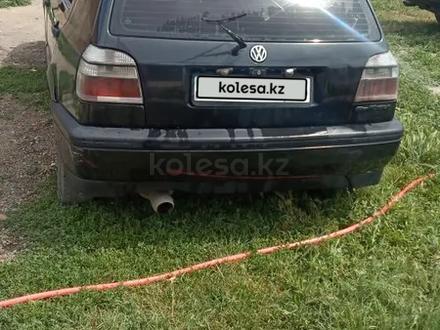 Volkswagen Golf 1994 года за 1 100 000 тг. в Алматы – фото 4