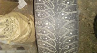 Резина 205.55.R16 зима за 10 000 тг. в Костанай
