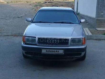 Audi 100 1992 года за 1 100 000 тг. в Жанатас – фото 2