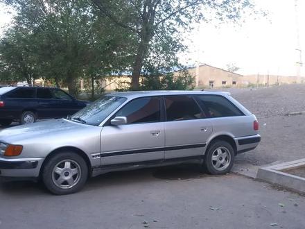 Audi 100 1992 года за 1 100 000 тг. в Жанатас – фото 3