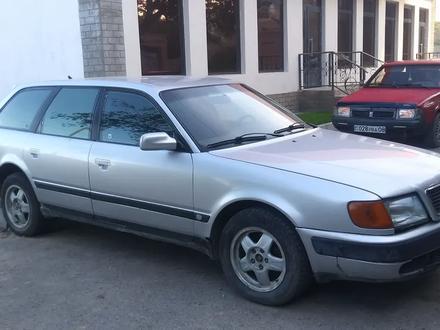 Audi 100 1992 года за 1 100 000 тг. в Жанатас – фото 4