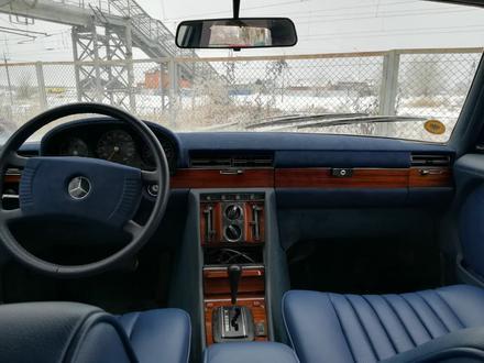 Mercedes-Benz S 280 1977 года за 5 500 000 тг. в Павлодар – фото 6