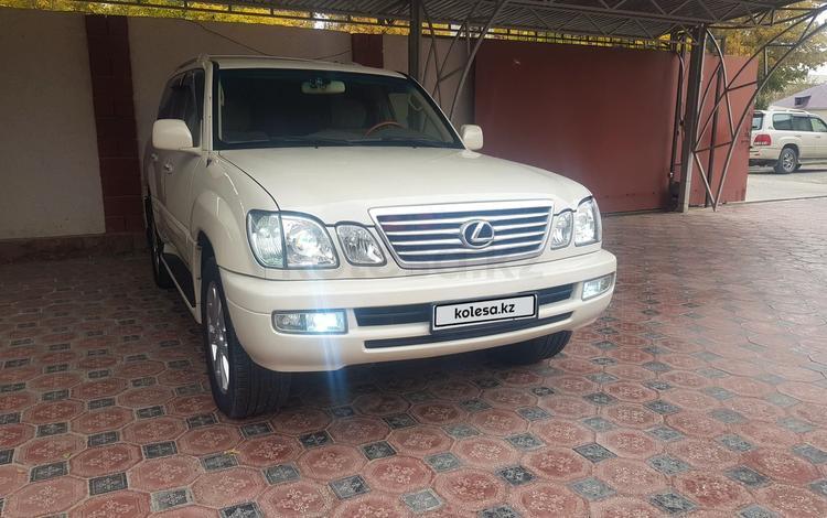 Lexus LX 470 2004 года за 8 200 000 тг. в Кызылорда