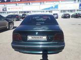 BMW 523 1997 года за 1 600 000 тг. в Караганда – фото 2