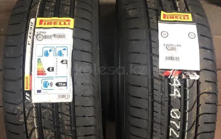 Pirelli P Zero Run Flat 255/40/r18 285/35/r18 за 600 000 тг. в Алматы