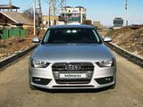 Audi A4 2013 года за 6 650 000 тг. в Алматы