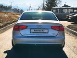 Audi A4 2013 года за 6 650 000 тг. в Алматы – фото 3