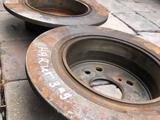 Тормозные диски Toyota Harrier за 16 000 тг. в Караганда – фото 2