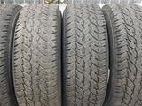 Шины Bridgestone A/T б/у на внедорожник за 80 000 тг. в Алматы