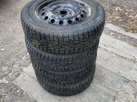 Диски + шины за 55 000 тг. в Караганда – фото 2