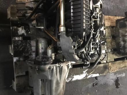 Мерседес е210 двигатель 611 2.2Cdi с Европы в Караганда – фото 2