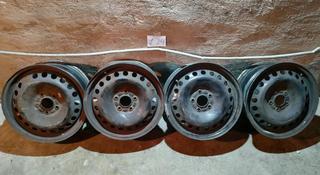 Диски штамповка R16 (5*108, ЕТ 52, 5, ЦО 65, 1) Ford, оригинал б у за 28 000 тг. в Караганда