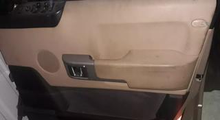 Обшивка двери задняя Range Rover в Алматы