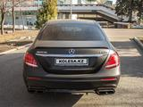 Mercedes-Benz E 63 AMG 2017 года за 41 666 666 тг. в Алматы – фото 5