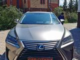 Lexus RX 200t 2017 года за 19 100 000 тг. в Нур-Султан (Астана)