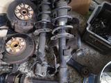 Амортизатор стойка в сборе цапфа ступица диск суппорт привод рычаг за 9 880 тг. в Алматы – фото 5