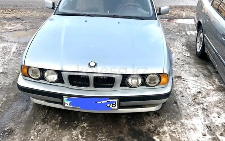 BMW 525 1992 года за 1 250 000 тг. в Тараз