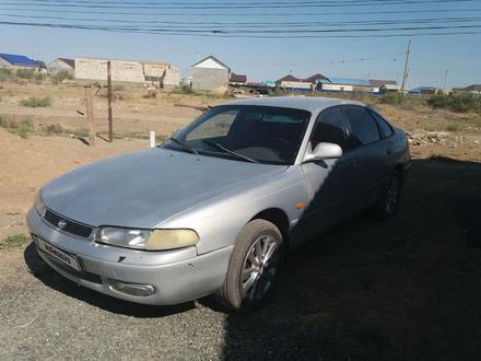 Mazda 626 1993 года за 700 000 тг. в Атырау – фото 2